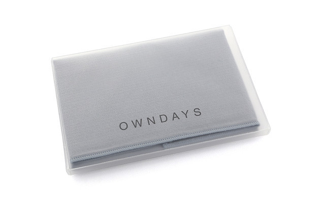 Cleaning cloth                           OWNDAYS                           CLOTH001-GY