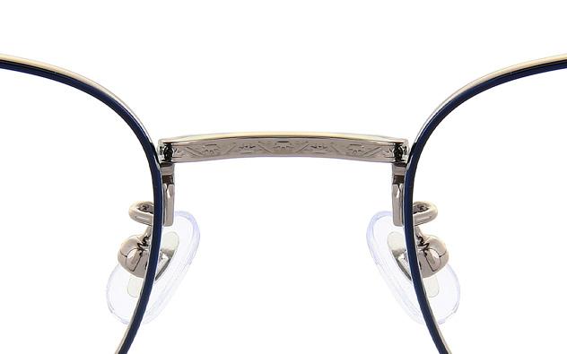 Eyeglasses John Dillinger JD1019G-9S  ネイビー