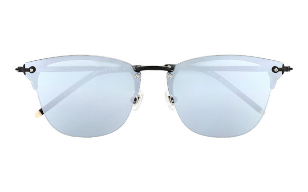 Sunglasses +NICHE NC1008-B  Mat Black