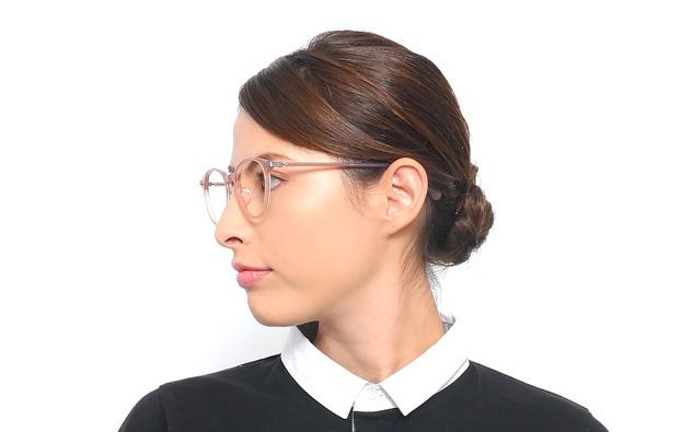 Eyeglasses Graph Belle GB2022B-8A  レッドデミ