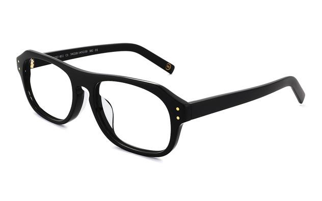 Eyeglasses John Dillinger JD2020J-8S  ブラック