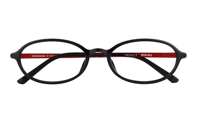 Eyeglasses ECO2XY ECO2014K-8A  Black