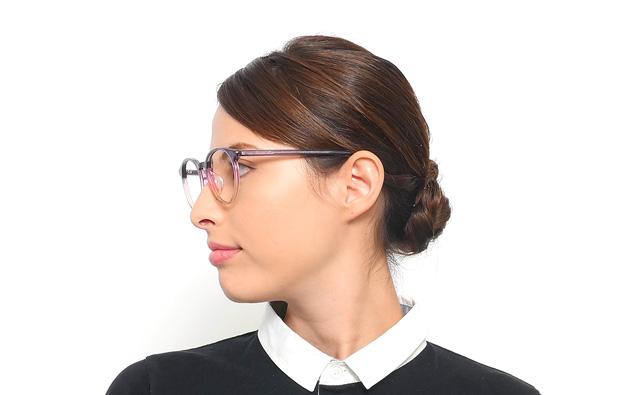 Eyeglasses OWNDAYS SW2005G-8A  パープル