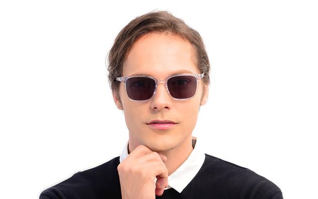 Sunglasses OWNDAYS SUN2080B-0S  ブラック