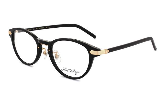 Eyeglasses John Dillinger JD2022-Y  ブラック