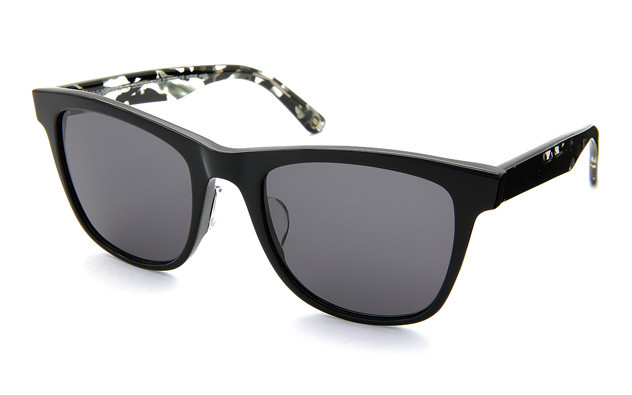 Sunglasses OWNDAYS SUN2078B-0S  ブラック