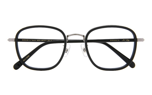 Eyeglasses John Dillinger JD1031Z-0S  Black