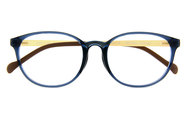 Eyeglasses FUWA CELLU FC2015T-9S  Blue