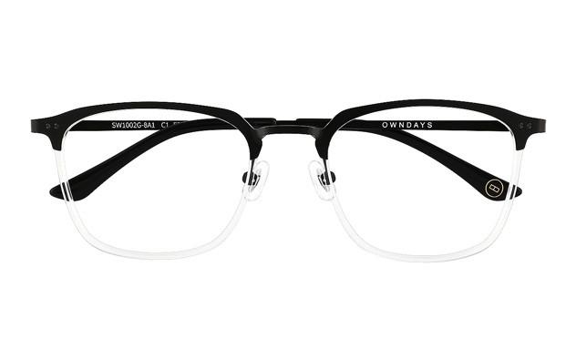 Eyeglasses OWNDAYS SW1002G-8A  マットブラック