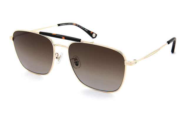 Sunglasses +NICHE NC1025B-0S  Gold