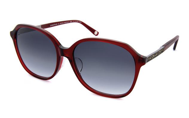 Sunglasses OWNDAYS SUN2077B-0S  レッド