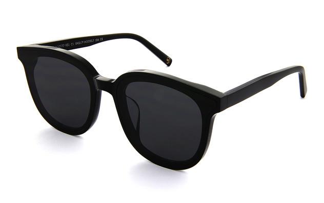Sunglasses OWNDAYS SUN2057J-9S  ブラック