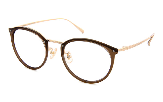 Eyeglasses Graph Belle GB2026B-9S  Brown