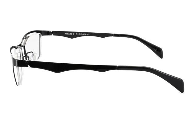 Eyeglasses K.moriyama KM1120-G  ブラック