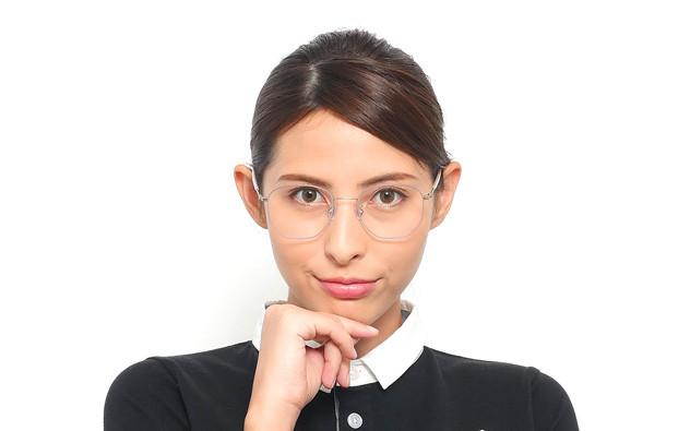 Eyeglasses lillybell LB1001G-8A  Brown
