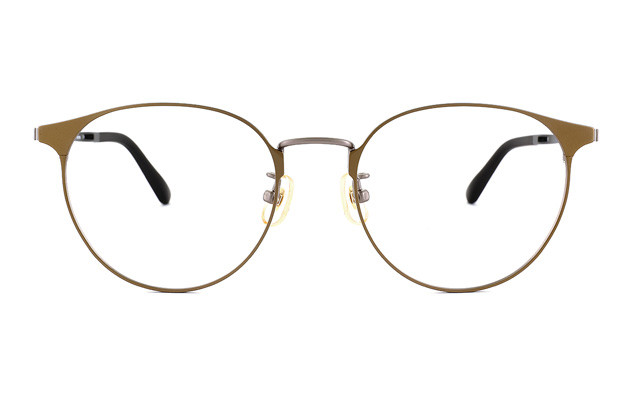 Eyeglasses Graph Belle GB1020F-8A  ベージュ