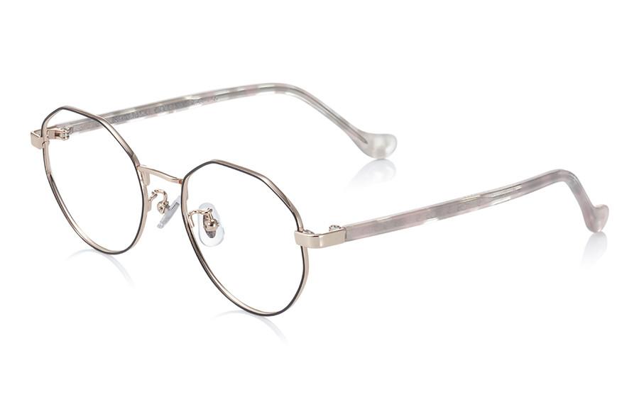 Eyeglasses Cinnamoroll × OWNDAYS SRK1001B-1A  ピンク