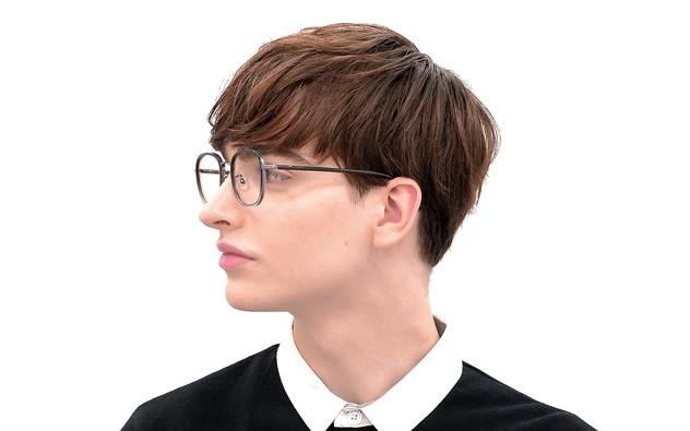 Eyeglasses John Dillinger JD1031Z-0S  ブラック