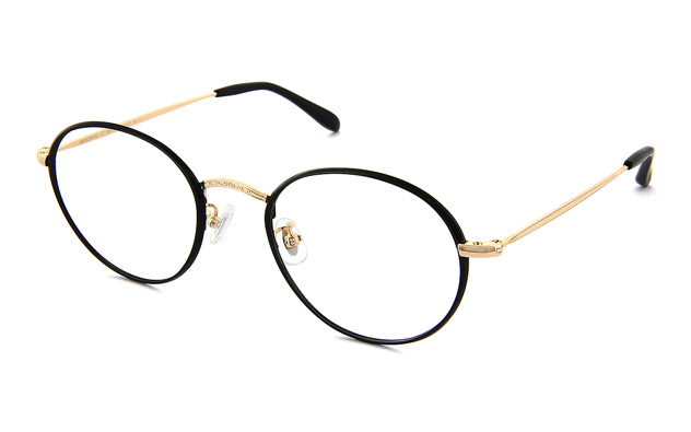 Eyeglasses Graph Belle GB1022B-9S  ブラック
