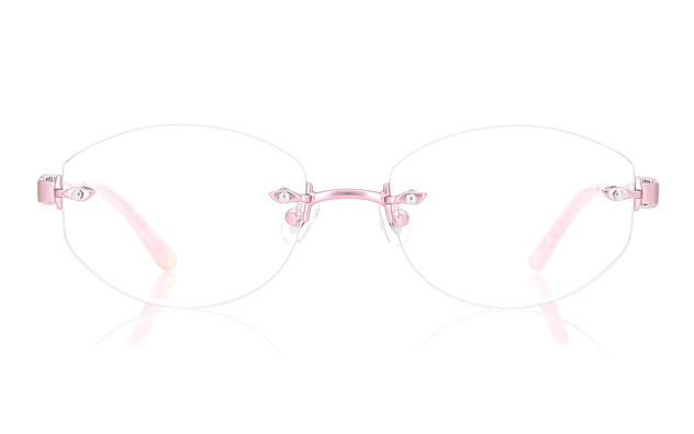 メガネ Amber AM1013G-0S  ピンク