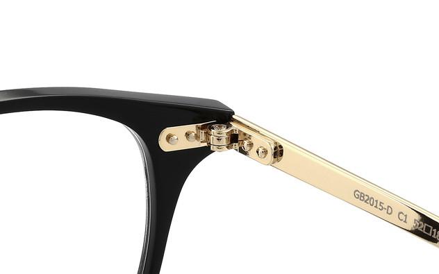 Eyeglasses Graph Belle GB2015-D  ブラック