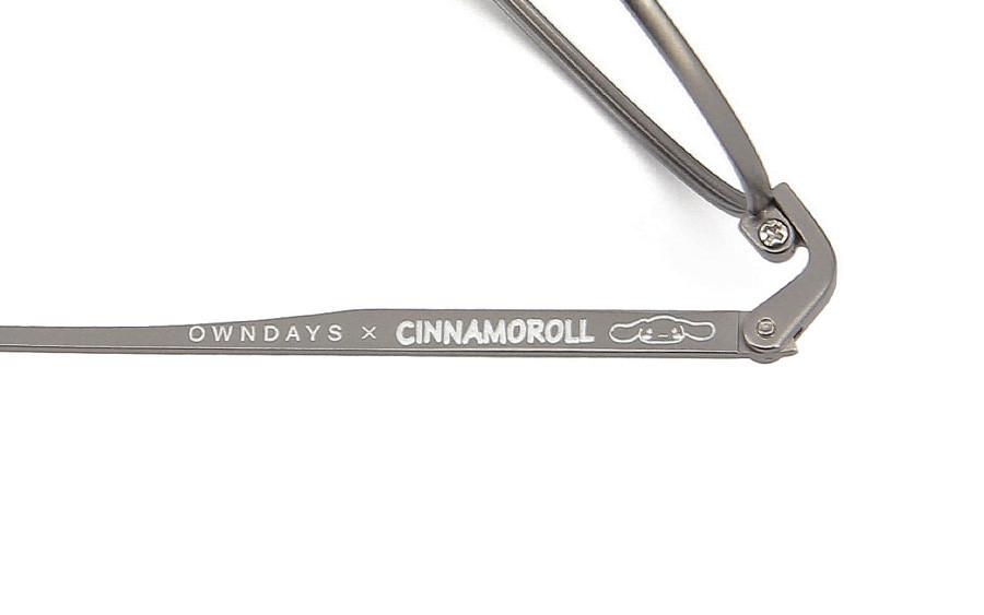 Eyeglasses Cinnamoroll × OWNDAYS SR1002B-1A  ネイビー