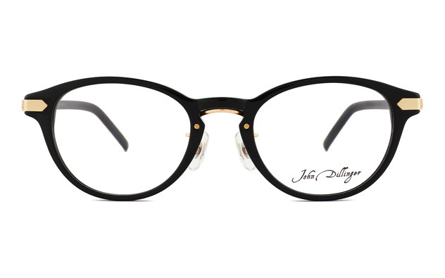 メガネ John Dillinger JD2022-Y  ブラック