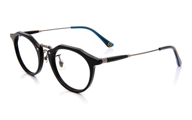 Eyeglasses MOVIE「POUPELLE OF CHIMNEY TOWN」× OWNDAYS PU2002T-0AS  Black