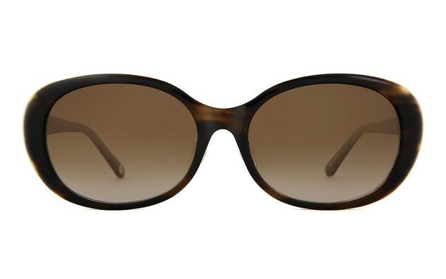 Sunglasses OWNDAYS SUN2073B-9A  ブラウン