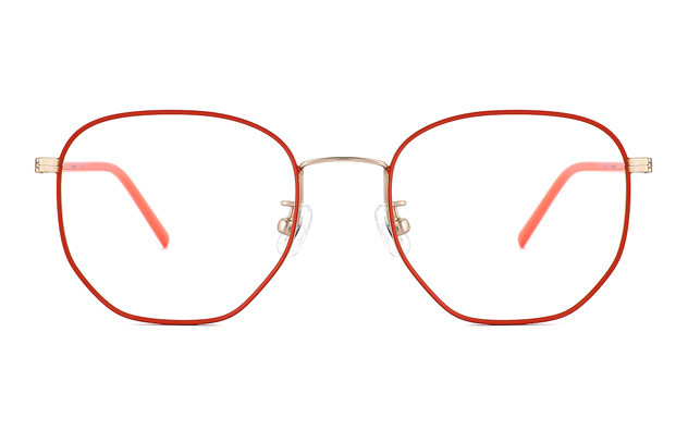 Eyeglasses lillybell LB1001G-8A  Orange