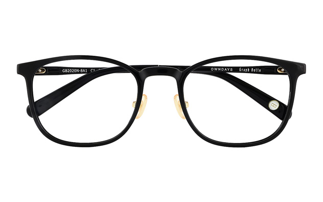 Eyeglasses Graph Belle GB2020N-8A  ブラック