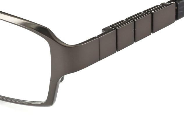Eyeglasses K.moriyama KM1108  Mat Gun
