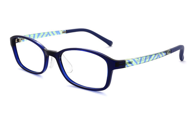 Eyeglasses FUWA CELLU FC2009T-8S  ネイビー