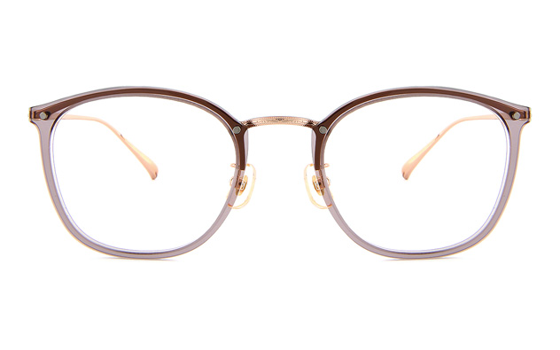 Eyeglasses Graph Belle GB2027B-9S  ピンク