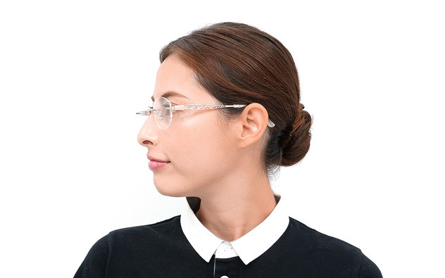 Eyeglasses Amber AM1013G-0S  Black