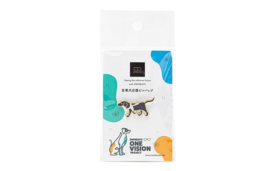 Other accessary                           OWNDAYS                           One-Vision-Pins-BK