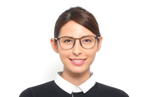 Eyeglasses OWNDAYS OR2027N-8A  クリアブラウン