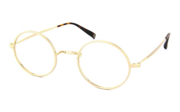 Eyeglasses John Dillinger JD1025K-9A  Gold