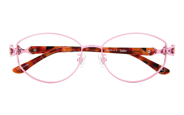 Eyeglasses Amber AM1010G-0S  ピンク