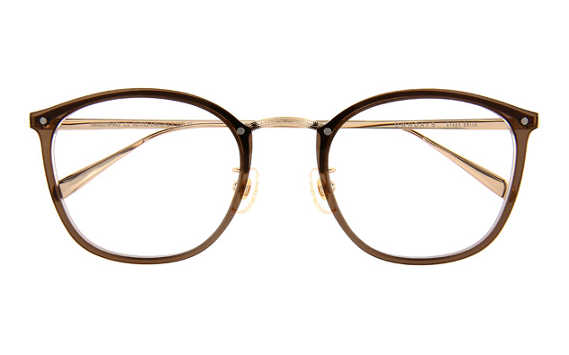 Eyeglasses Graph Belle GB2027B-9S  Brown
