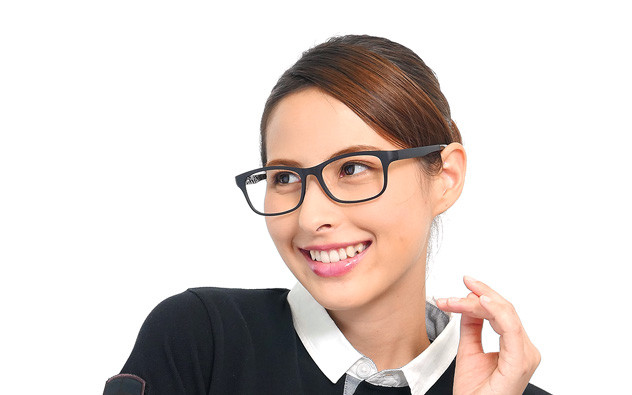 Eyeglasses OWNDAYS KY2002-T  マットブラック