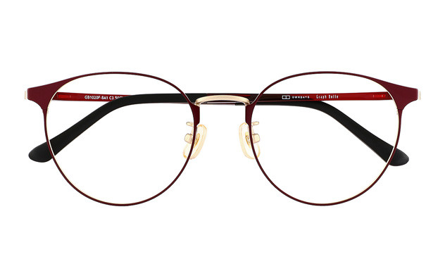 Eyeglasses Graph Belle GB1020F-8A  Red