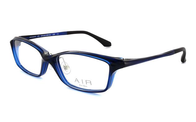 メガネ AIR For Men AR2018-N  ブルー