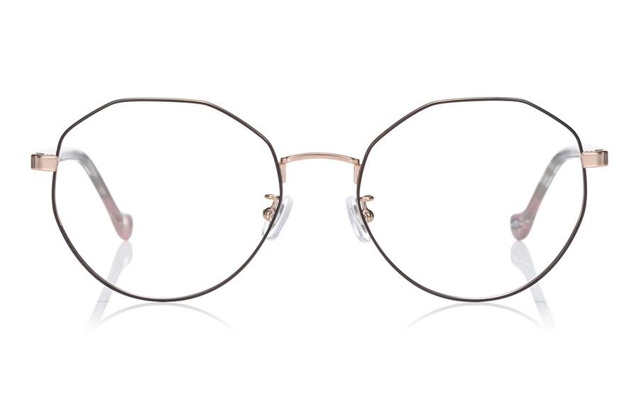 眼鏡                           Cinnamoroll × OWNDAYS                           SR1001B-1A