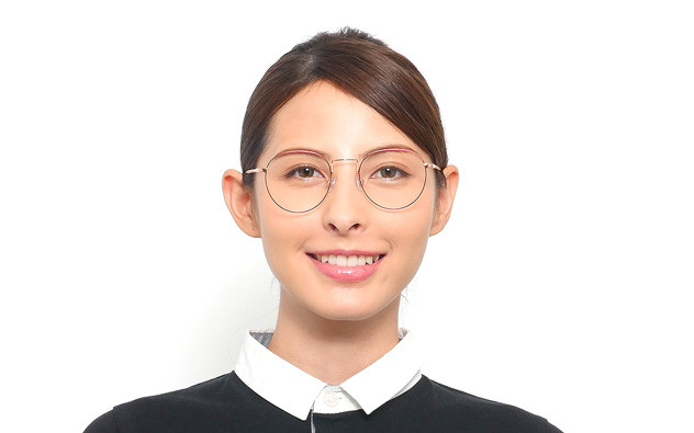 Eyeglasses Graph Belle GB1017G-8A  Black