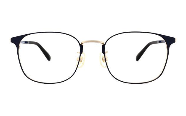 Eyeglasses Graph Belle GB1021F-8A  ブルー