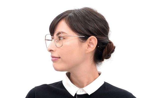 Eyeglasses +NICHE NC3008K-0S  Mat Black