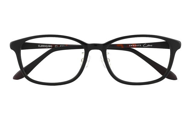 Eyeglasses Calmo CL2001Q-8A  ブラック