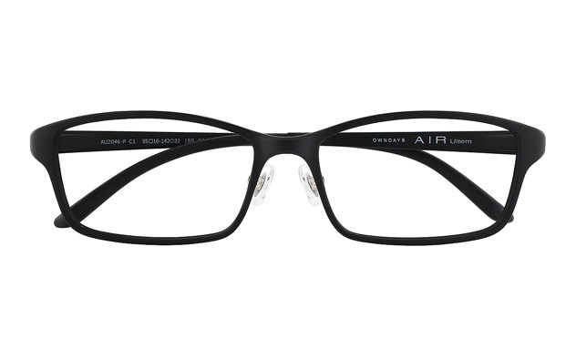 Eyeglasses AIR Ultem AU2046-P  マットブラック
