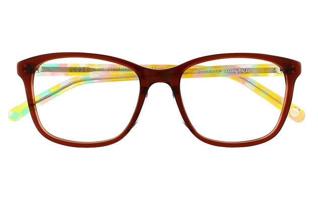 Eyeglasses lillybell LB2003J-8A  Brown